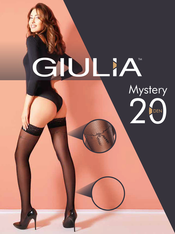 Чулки Mystery 02 Giulia