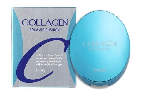 Увлажняющий кушон с коллагеном Collagen Aqua cushion #13