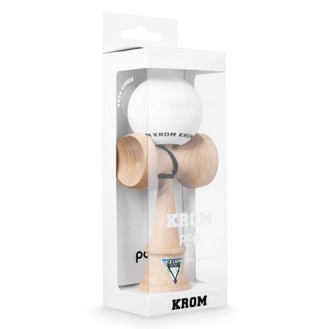 Кендама KROM POP (Белый)