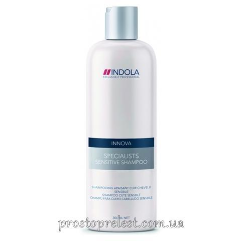 Indola Innova Specialists Sensitive Shampoo - Шампунь для чутливої шкіри голови