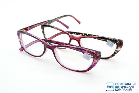 Очки готовые для зрения FABIA MONTI пластик SX706A
