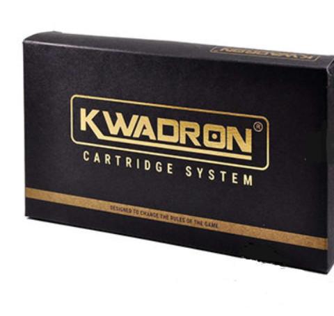 """Картридж для тату KWADRON """"Round Liner 35/1RLMT"""" средняя заточка"""