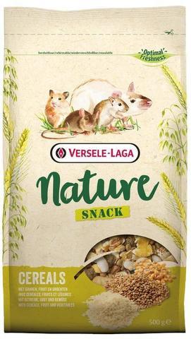 VERSELE-LAGA дополнительный корм для грызунов со злаками Nature Snack Cereals 500 г