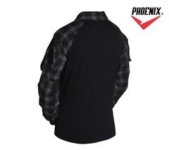Рубашка Forester Gen 3 (Черная Клетка)