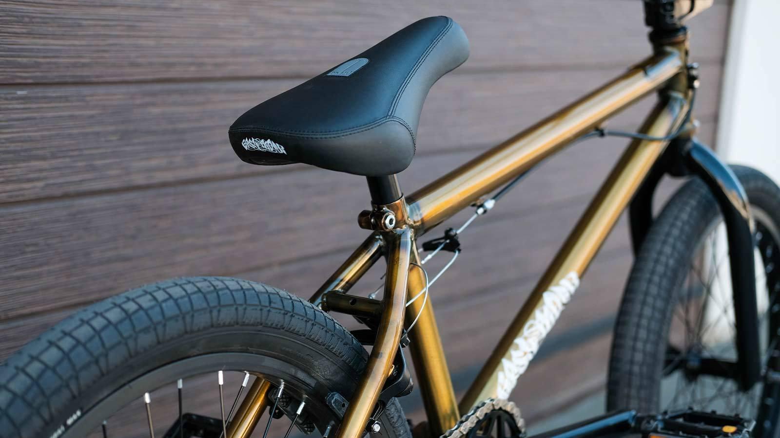Велосипед bmx трюковый седло