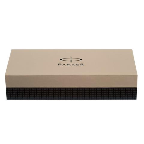 Parker Sonnet - Essential Stainless Steel GT, ручка-роллер, F, BL