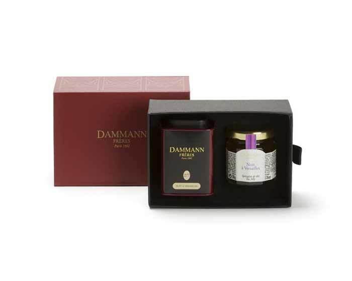 Набор чая Dammann Trianon, Трианон