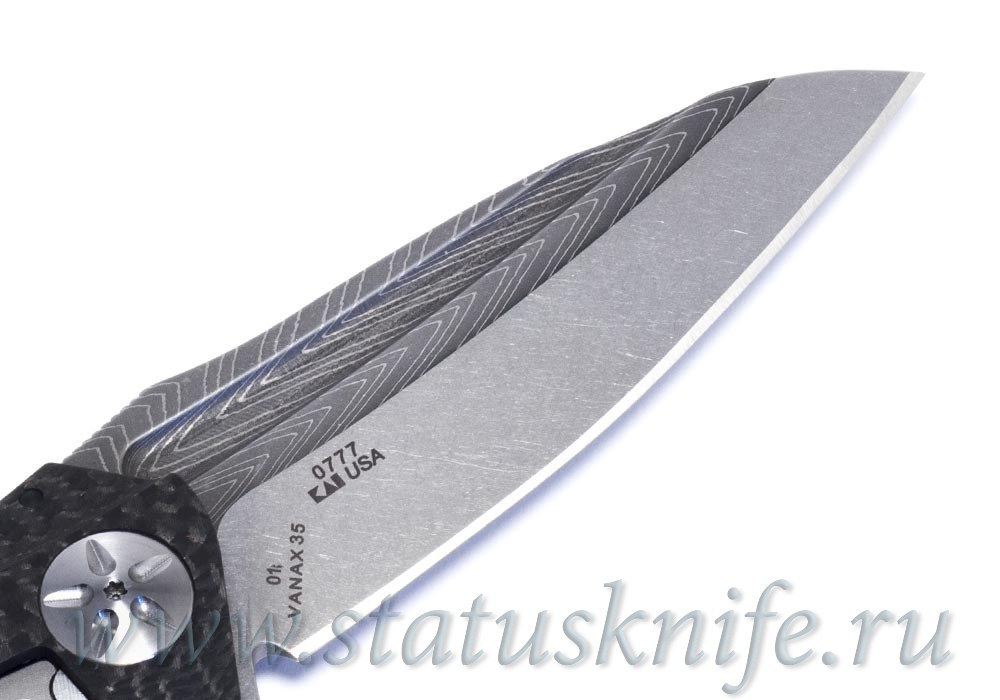 Нож Zero Tolerance ZT 0777 vanax 35 Composite - фотография
