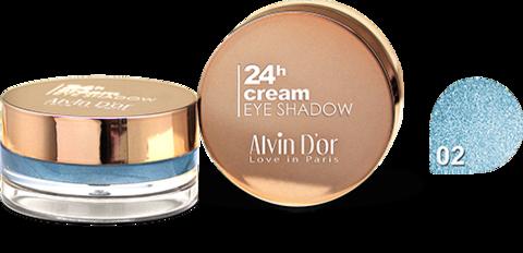 Alvin D`or AES-15 Тени для век 24h Cream EyeShadow (тон 02)