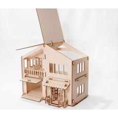 Конструктор «Дом с гаражом»