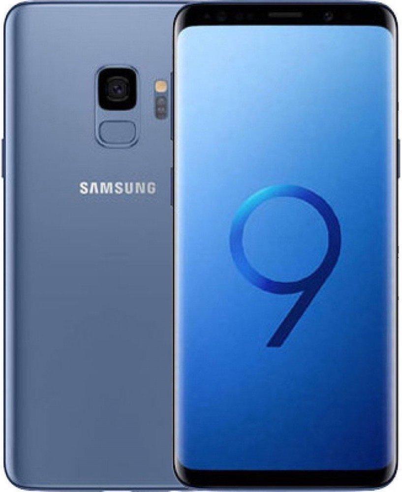 Samsung Galaxy S9 64gb Арктический Синий G960 blue.jpg