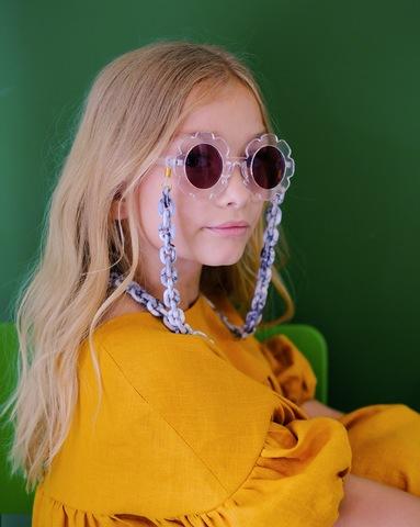 Солнечные очки DAISY прозрачный