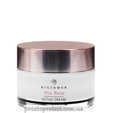 Histomer Hisiris Pro Rose Active Cream SPF20 - Крем активний