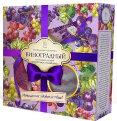 Подарочный набор Виноградный,масло для рук, шар, мыло,ТМ Мыловаров