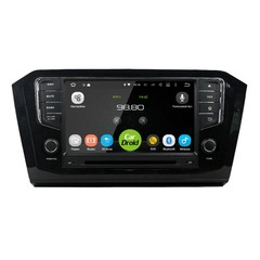 Штатная магнитола на Android 8.0 для Volkswagen Passat 8 Roximo CarDroid RD-3713
