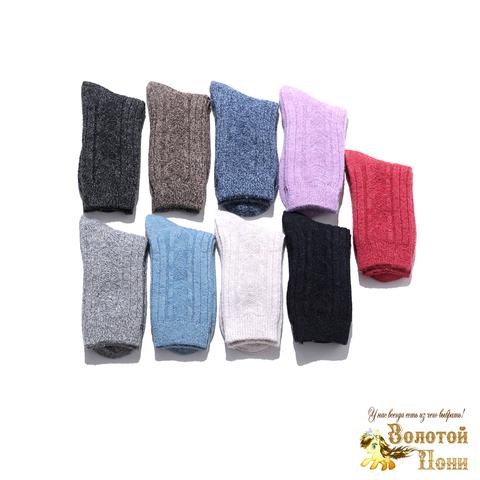 Носки шерсть женские (37-41) 191206-RZ2263