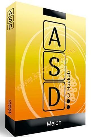 Бестабачная смесь ASD Hookah - Дыня