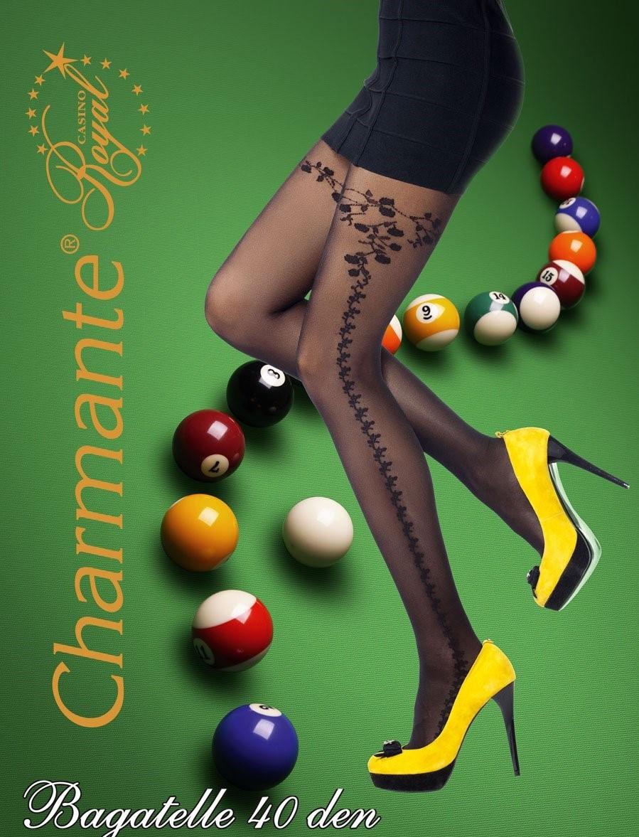 Charmante BAGATELLE 40 колготки женские