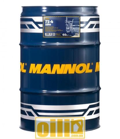 Mannol 7104 TS-4 SHPD 15W-40 60л