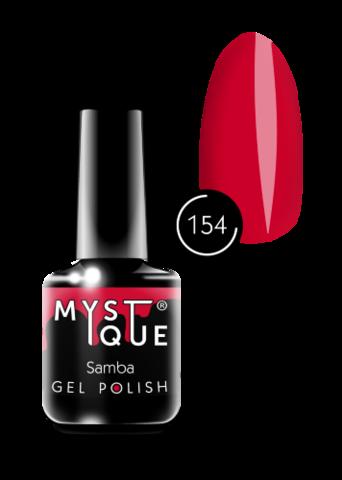 Mystique Гель-лак #154 «Samba» 15 мл