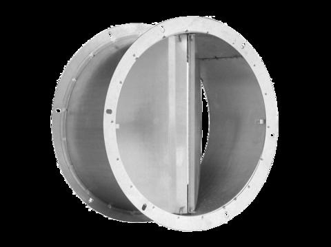 BDD 560-630 Обратный клапан для вентиляторов RMV