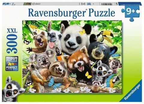 Puzzle Wildlife Selfie  300 pcs
