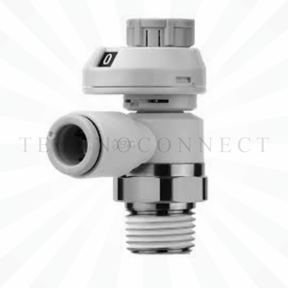 AS2201FS-01-04S  Дроссель с обратным клапаном, R1/8