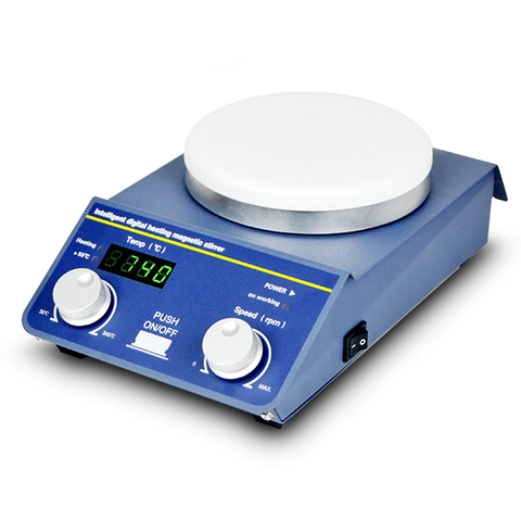 Магнитная мешалка на 20 литров Atomic L500 / 600 Вт