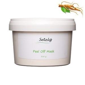 Стимулирующая альгинатная маска с женьшенем Setalg