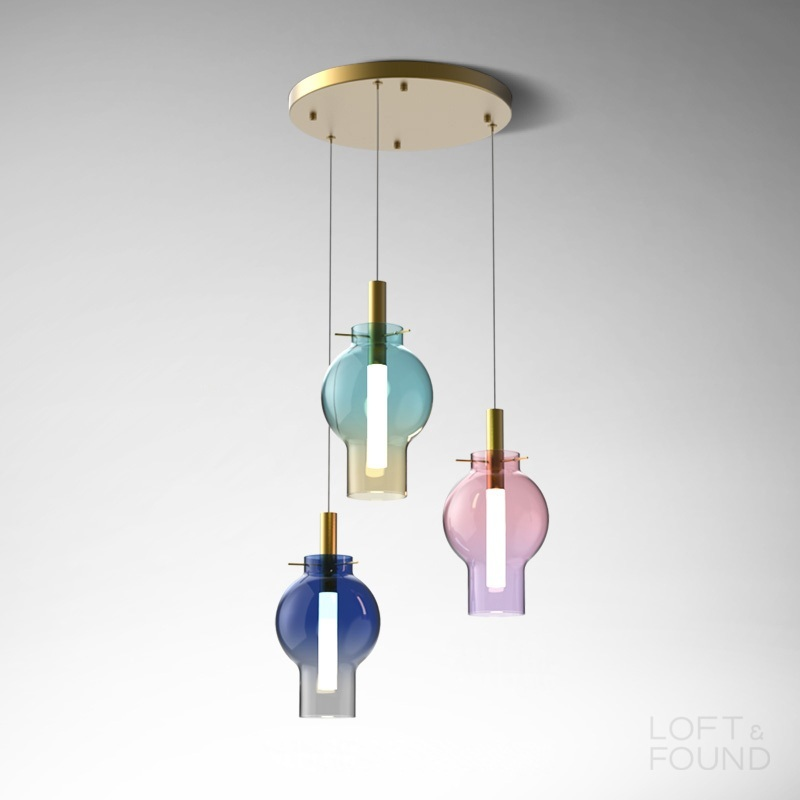 Подвесной светильник Lampatron style Stavern