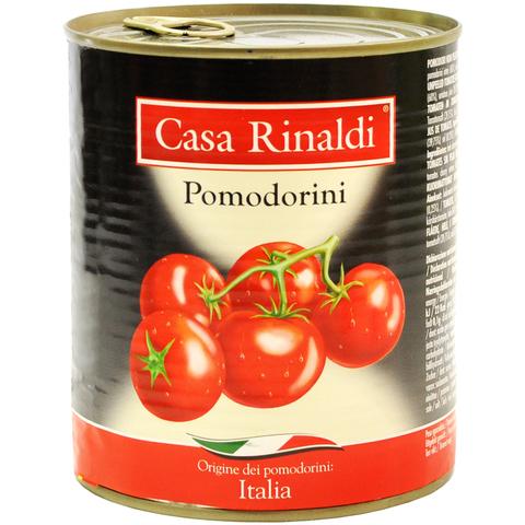 Помидорчики Casa Rinaldi в собственном соку 800 г