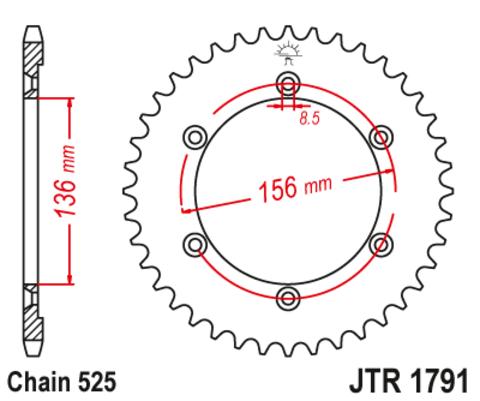 JTR1791