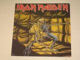 Iron Maiden / Piece Of Mind (LP)