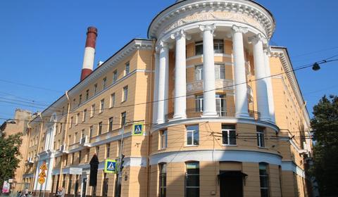 Реставрация фасадов зданий, являющихся объектами культурного наследия и истории