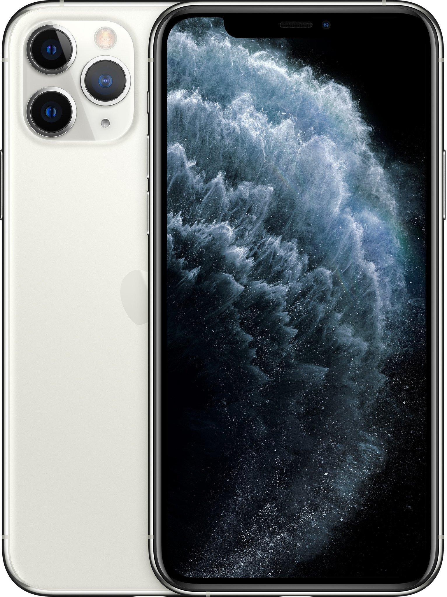 iPhone 11 Pro Max Apple iPhone 11 Pro Max 256gb Серебристый white1.jpg