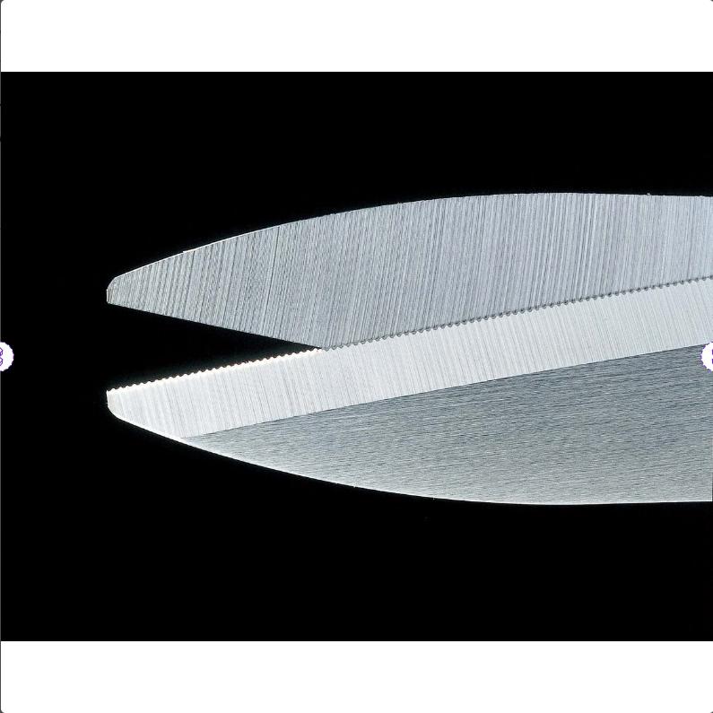 Ножницы многофункциональные с микрозубьями, 17 см OLFA_купить в магазине yarnsnob.ru