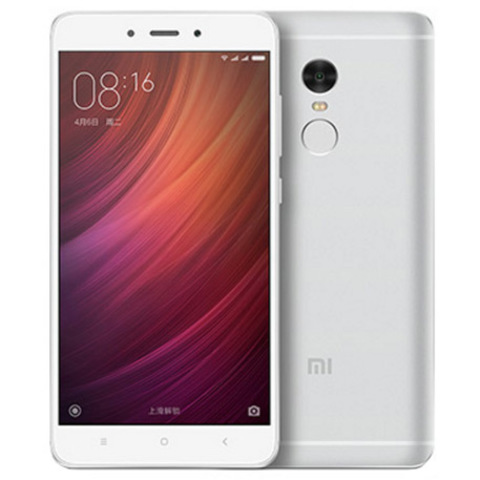 Xiaomi Redmi Note 4 64 Gb Silver