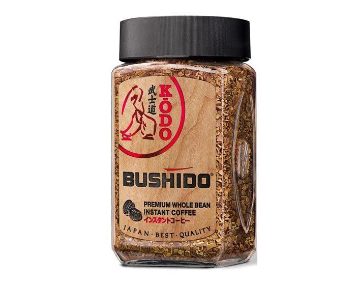 Кофе молотый в растворимом Bushido Kodo, 95 г