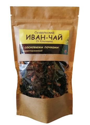 Иван-чай «с сосновыми почками»