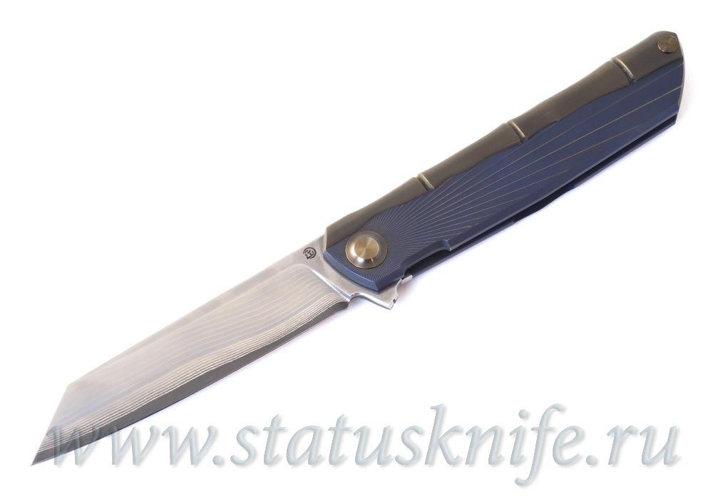 Нож Чебуркова Bamboo CUSTOM #5