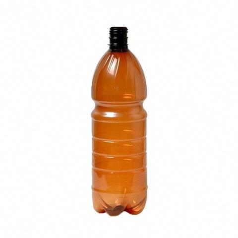Бутылка пластмассовая 1 литр с винтовой пробкой