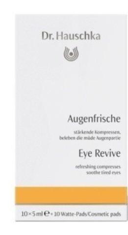 Средство для снятия усталости глаз Dr.Hauschka  (Augenfrische)