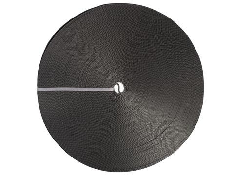 Лента текстильная TOR 5:1 100 мм 13000 кг (серый), 100м