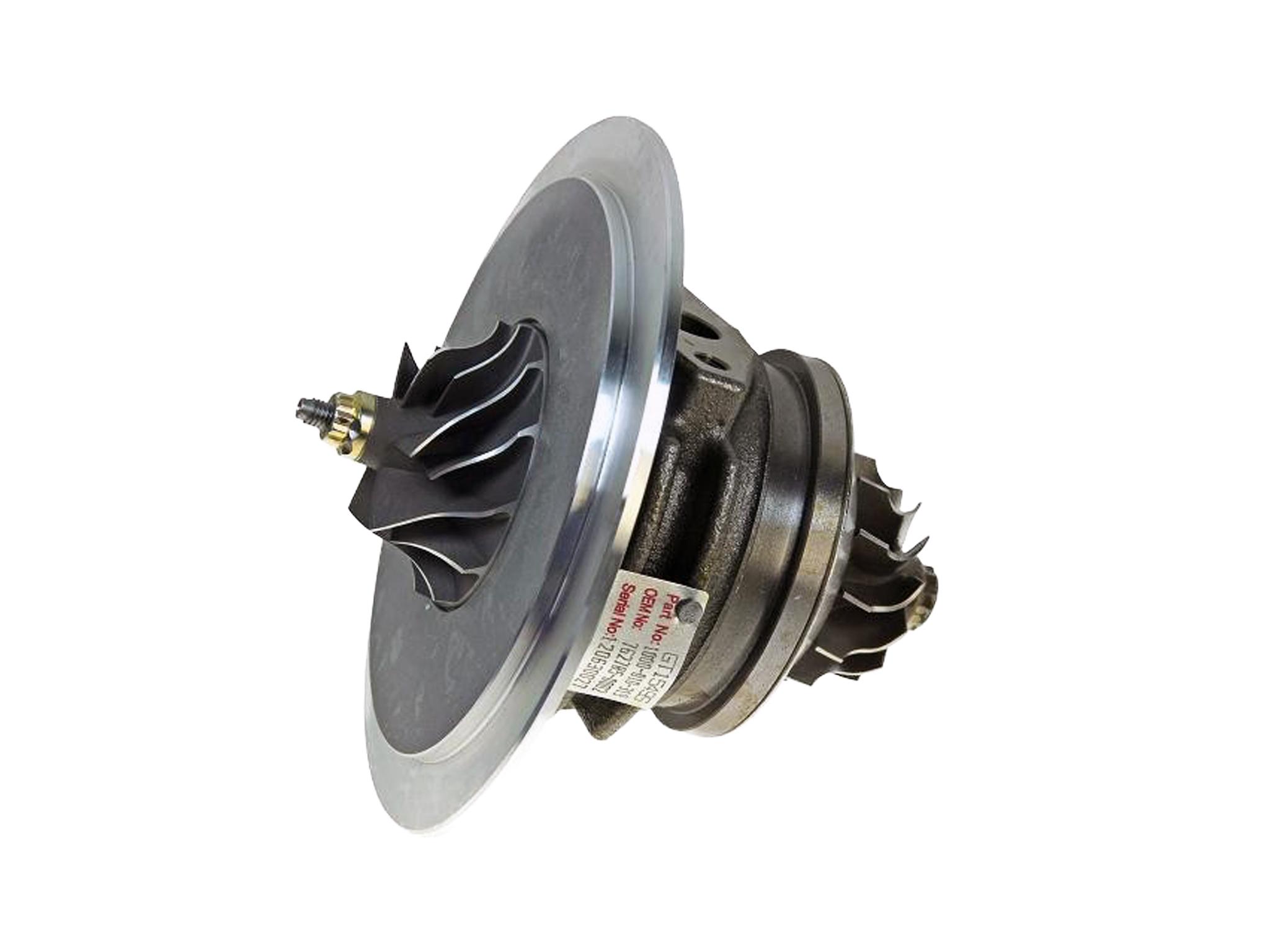 Картридж турбины GT1549S Рено Трафик 2.0 CDTI 90 / 114 л.с.