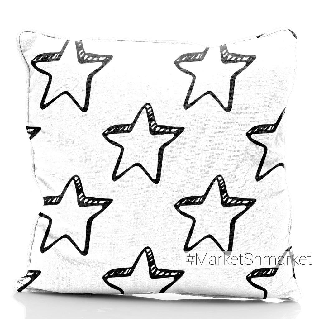 Рисованные звёзды
