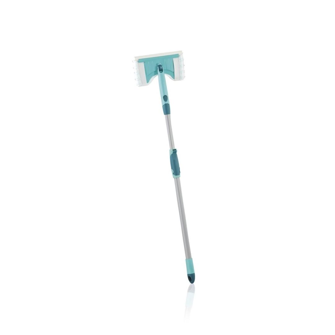 LEIFHEIT Bath cleaner Швабра универсальная с телескопической ручкой (Micro duo)