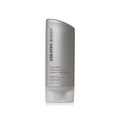 Keratin Complex: Кондиционер для поддержания яркости цвета окрашенных волос (Timeless Color Fade-Defy Conditioner), 400мл/1000мл