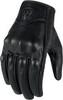 Мотоперчатки - ICON PURSUIT TOUSHSCREEN (черные)