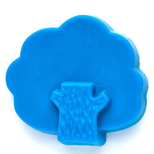 Пластиковая форма для мыла Дерево