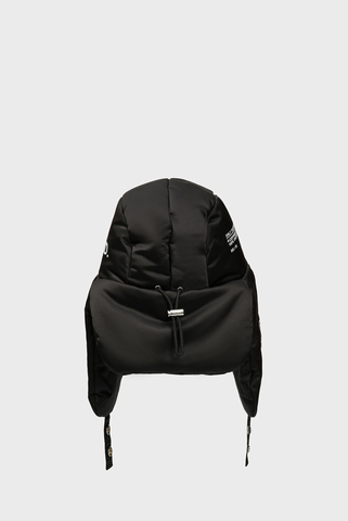 Мужская черная шапка C-PILOT Diesel